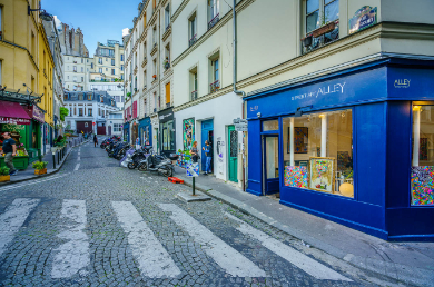 Photo de la galerie ALLEY.PARIS