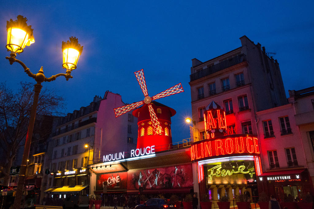 Photo du Moulin Rouge